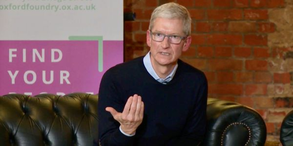 Tim Cook talks women in tech, who he admires, & more in interview w/ high school student