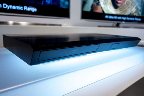 Samsung says it will stop making new Blu-ray players