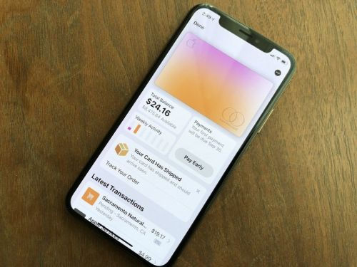 IOS 13 beta reveals additional Apple Card onboarding text