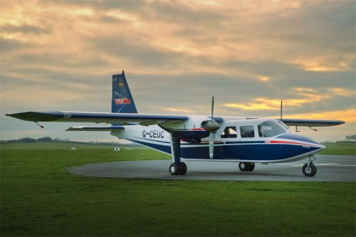 Orkney Islands routes are front-runners for first commercial electric flights