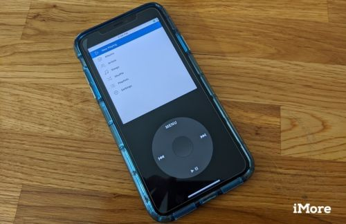 Rewound turns your iPhone into an iPod