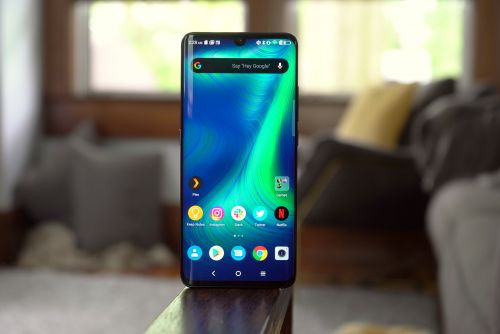 TCL 10 Pro review: a good start