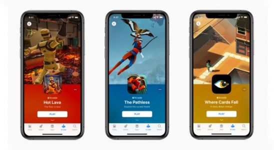 It looks like Apple Arcade will be a lot cheaper than expected