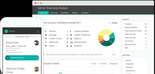 Greenhouse integrates IBM Watson Talent's AI-powered recruitment features