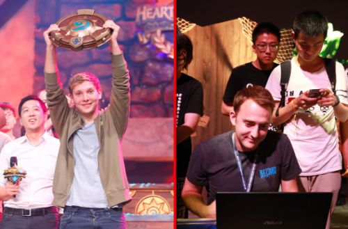 Hearthstone's esports team has two secret weapons: a Halo vet and an Olympic aspirant