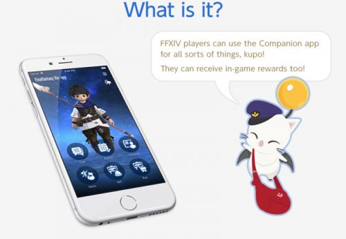 Final Fantasy XIV's Companion App Launches Next Month