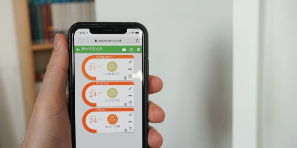 Smart Home Diary: Adding HomePod, smart heating and Nanoleaf Rhythm
