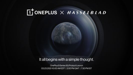 OnePlus 9 phones launch March 23, and its Hasselblad cameras are the focus