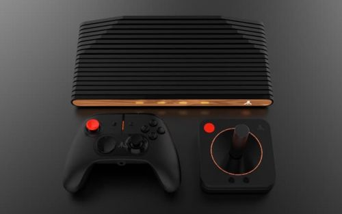 New Ataris VCS Console Appears On Video
