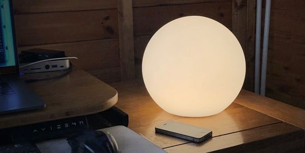 Review: Eve Flare is a fun portable HomeKit mood light with impressive all-day battery life