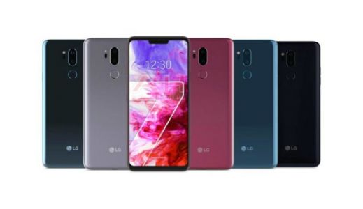 Alleged Renders Of LG G7 ThinQ Revealed