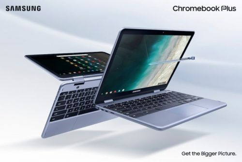 Samsung unveils Chromebook Plus , coming to Best Buy June 24