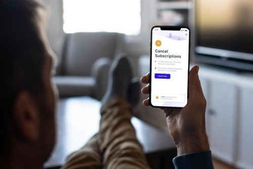 Truebill helps you reduce your bills and cancel subscriptions with a tap