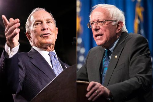 Can Bloomberg and Hillary Swipe the Nomination From Bernie?