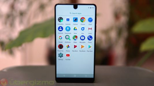 New Android Pie Update May Bring Back Essential Phone Notch Settings