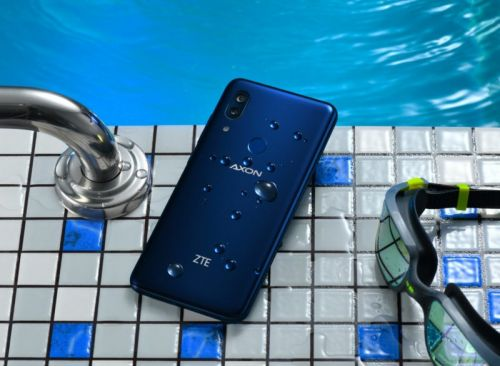 ZTE Unveils Axon 9 Pro With SD845, 6GB Of RAM & OLED Display - IFA 2018