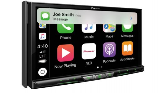 Pioneer officially confirms new wireless CarPlay head units starting at $700