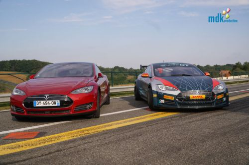 A 10-race series just for Teslas starts this November