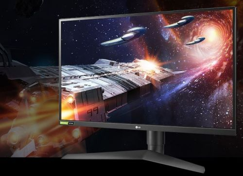 Need for Speed: The LG UltraGear 240 Hz IPS Monitor with G-Sync