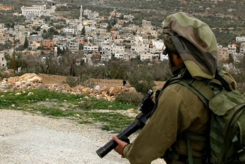 Kafka in Samaria: IDF Bars Jewish Activist From Speaking to Himself