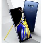 Samsung Galaxy Note 9 press photo shows yellow isn't a bad color choice
