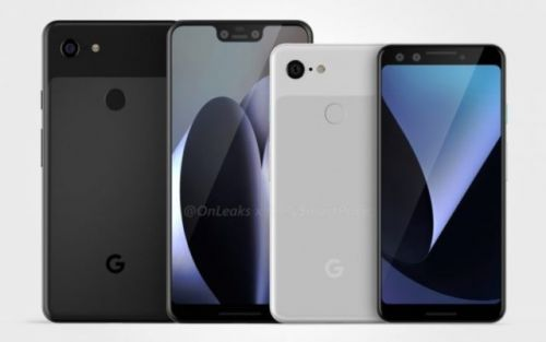 New Images Of The Google Pixel 3 XL Leaked