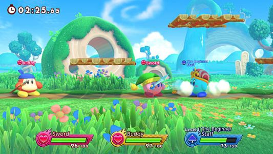 Kirby Fighters 2 Review: Baby's First Brawler