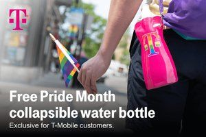 Next T-Mobile Tuesdays freebie is Pride-themed, coming alongside OnePlus 7 Pro raffle