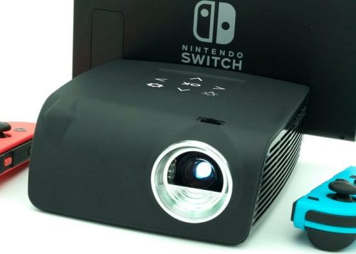 Nintendo Switch projector offers compact size, HD, USB-C and more