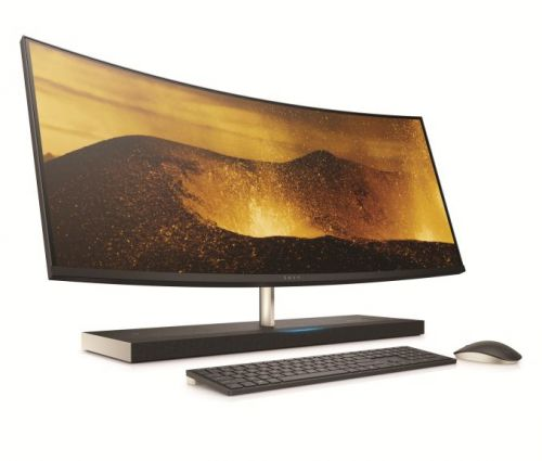 HP 2018 Envy 34-Inch Curved All-in-One Gets Cozier
