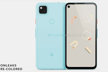 Case maker posts Pixel 4a image and. the game is on!