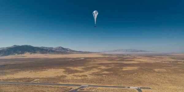 Alphabet shutting down Loon balloons over lack of 'long-term, sustainable business'