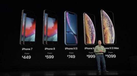 Tim Cook on iPhone Prices: 'We Want to Serve Everyone'