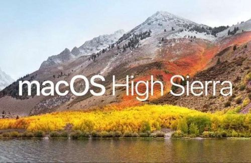 Apple Releases The macOS High Sierra 10.13.4 Software Update