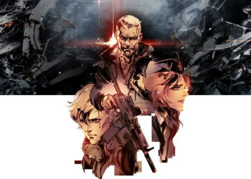 "Left Alive gameplay trailer ""Find a Way to Survive"""