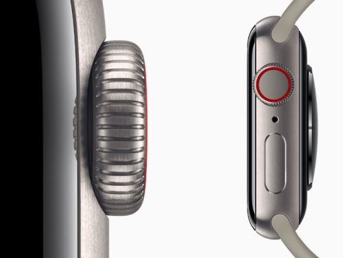 Apple Watch Series 5 Titanium Models Weigh Up to 13% Less Than Stainless Steel Models