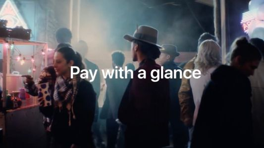 Apple shows off the ease of Apple Pay with iPhone X & Face ID in new ad