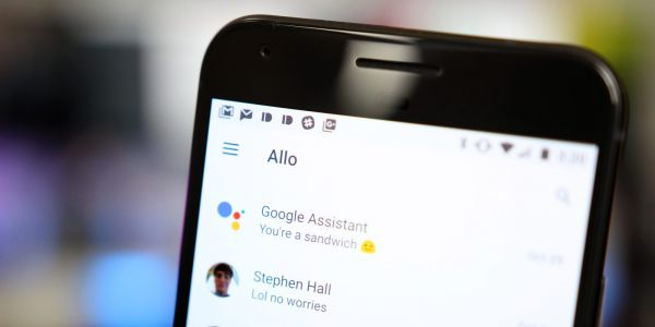 Google Allo 19 adds 'In Apps' search integration, prepares camera effects, Firefox web support, more