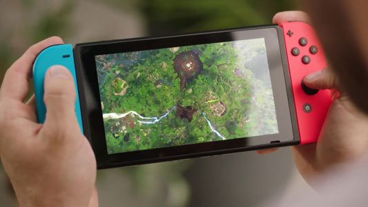 Fortnite: Battle Royale on Switch remains free-to-play