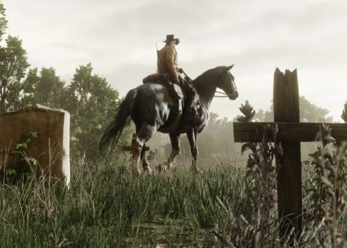 Red Dead Redemption 2 permadeath strengthens bond to your horse