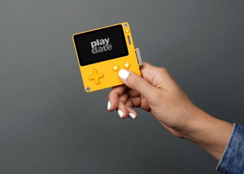 Firewatch's Publisher Just Created Their Own Handheld Console Called 'Playdate'