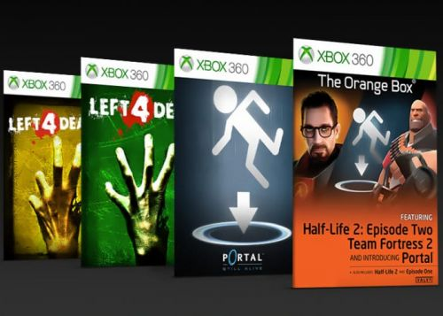 4 Valve games now support Xbox One X enhanced features