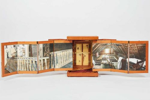 National Poetry Month: 'Contraptions' at Bay Area's Contemporary Jewish Museum