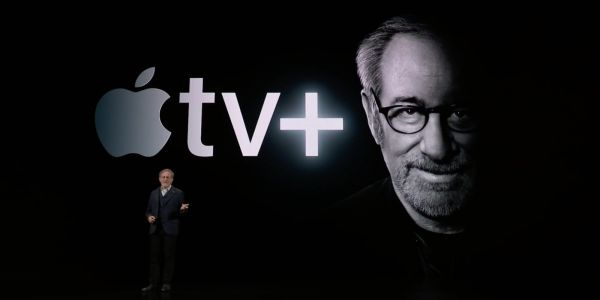 Apple announces release date for Steven Spielberg's 'Amazing Stories' and Apple TV+'s first British series