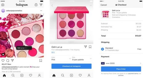 Checkout On Instagram Lets You Shop Within The App