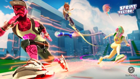 Survios's VR racer Sprint Vector dashes into closed beta on January 19