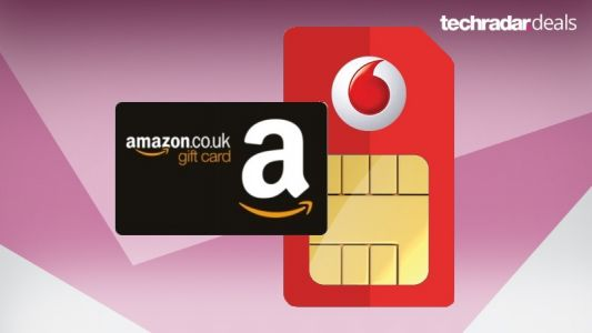 Free £10 Amazon.co.uk gift card with 3GB for £8pm SIM only deal ends this Sunday