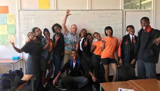 How Kurt Davis quit the tech life to help people in Africa for a year
