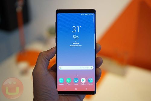 Samsung Galaxy Note 10 Could Be The Company's First Button-less Phone