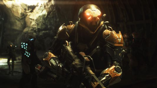 Anthem's Cataclysm event is finally live - here's what's new